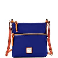 Dooney & Bourke Pebble Grain Letter Carrier (Introduced by Dooney & Bourke at $168 in Jun 2014)