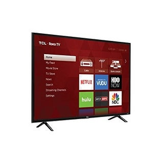 "TCL 43S303 43"" LED 1080P 120HZ WiFi Roku TV  (Refurbished)"