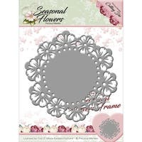 Find It Trading Precious Marieke Seasonal Flowers Die-Flower Frame