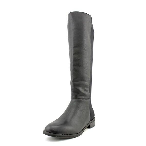 Very Volatile Bradford Women Round Toe Synthetic Knee High Boot