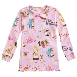 Children's Rosie Revere, Engineer - Two-Piece Pajamas - Pants and Shirt