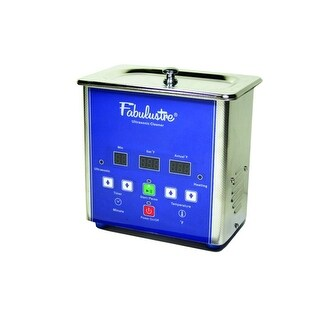 Fabulustre Ultrasonic Cleaner 1.5 pint