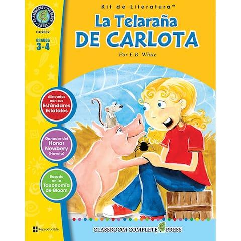 La Telarana De Carlota Lit Kit Spanish