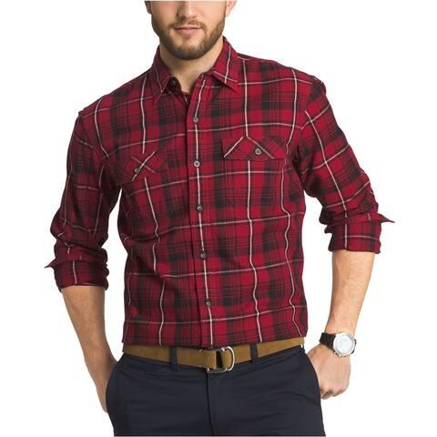 G.H. Bass & Co. Mens Hawk Mountain Button Up Shirt