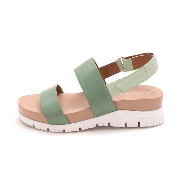 Cole Haan Womens Mckinleysam Open Toe Casual Slingback Sandals - 6