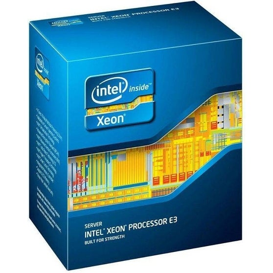Intel Cpu Processor Bx80677e31230v6 Xeon E3-1230V6 3.50Ghz 8Mb 4 Cores 8 Threads