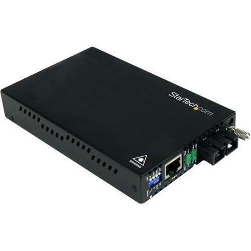 Startech - Et90110st2 10/100 Rj45 St Multi Mode Fibernmedia Converter 2Km