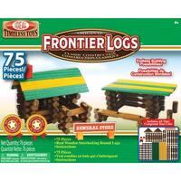 Frontier Logs 75/Pkg-