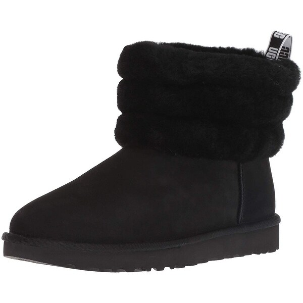 Shop UGG Women's W Fluff Mini Quilted Fashion Boot