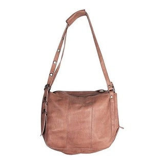 Latico Women's Reade Shoulder Bag 5109 Taupe Leather - US Women's One Size (Size None)