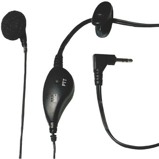 Garmin 010-10347-00 Earbud With Push-To-Talk Microphone