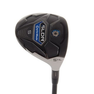 New TaylorMade SLDR S TP 5HL Fairway Wood 21* Comp CZ Graphite Stiff RH