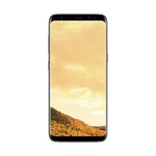 Samsung Galaxy S8-G950F - Gold Galaxy S8 - Black