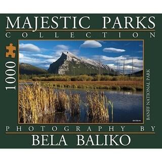 Majestic Parks 1000 Piece Puzzle