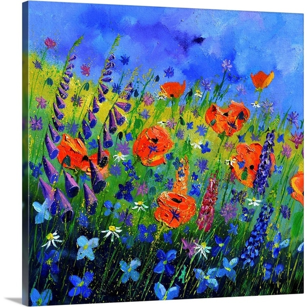 """My Garden 8851"" Canvas Wall Art"