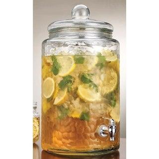 Home Essentials Heritage Hammered Beverage Dispenser - 3 Gallon
