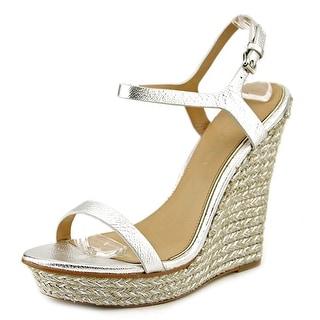 Badgley Mischka Glenna Women  Open Toe Synthetic  Wedge Sandal