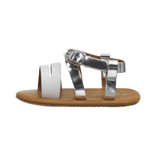 Ralph Lauren Baby Leather Sabrina Leather Buckle Sandals