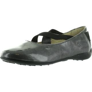 Naturino Girls 3880 Dual Elastic Dress Flats Shoes