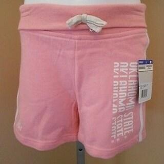 Oklahoma State Beavers Kids Girls Xl Xlarge 14 16 Starter Pink Shorts 12Oa