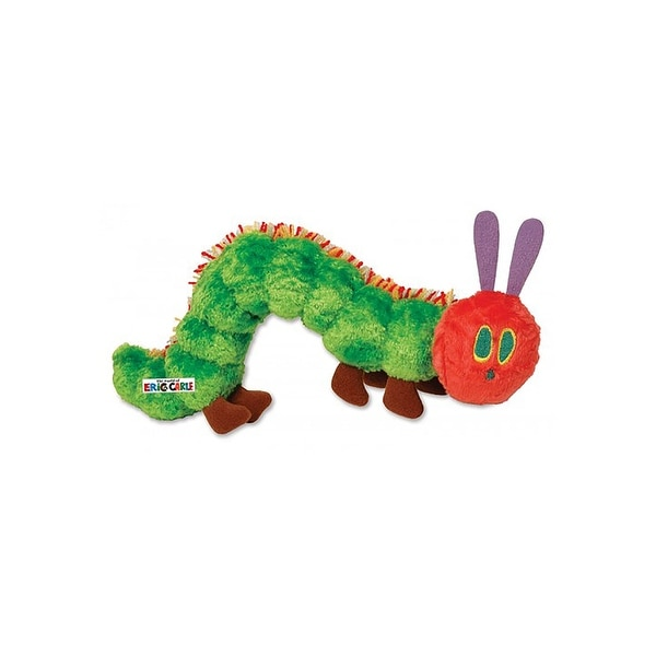 The Very Hungry Caterpillar Bean Bag Plush