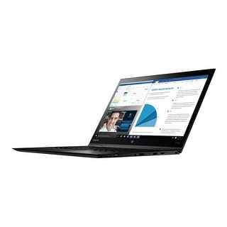 Lenovo ThinkPad X1 Yoga 20JF000DUS Notebook w/ Windows 10 Pro 64 bit & Intel Core i7 (7th Gen)