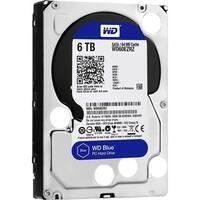 """Western Digital WD60EZRZ WD Blue SATA III 3.5"""" 6TB Hard Drive"""
