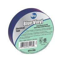 "Intertape 85831 Vinyl Elect Tape, 3/4"" x 60', Blue"