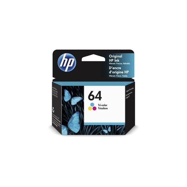 HP 64 Tri-color Original Ink Cartridge Ink Cartridge