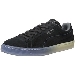 Puma Mens Classic Fade Fashion Sneakers Suede Front Lace - 14 medium (d)