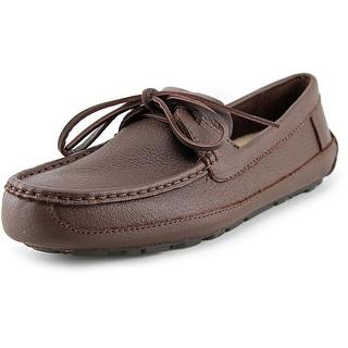 Ugg Australia Marlowe Round Toe Leather Loafer