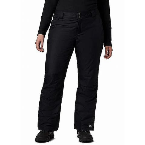 Columbia Women's Pants Navy Blue Size 1X Bugaboo Omni-Heat Stretch