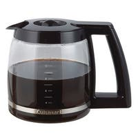 Cuisinart DCC-1200PRC Replacement Coffee Carafe, 12 Cup, Black