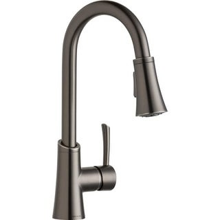Elkay LKGT3032 Gourmet Pullout Spray Single Handle Bar Faucet