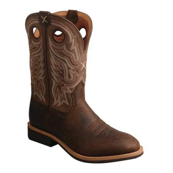 c255be5feea Shop Twisted X Boots Men's MTH0025 Top Hand U Toe 11