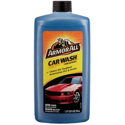 Armor All Car Wash Concentrated Liquid 24 oz