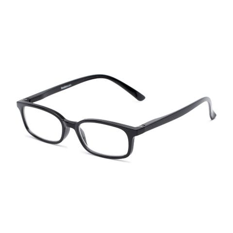 Readers.com The Brookside Rectangle Reading Glasses