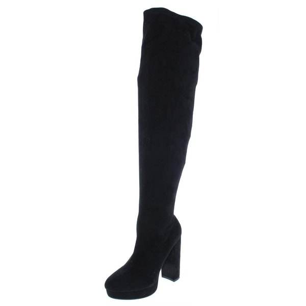 77ca53e7fd2 Shop Madden Girl Womens Groupie Over-The-Knee Boots - Free Shipping ...