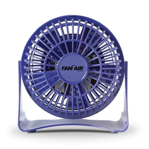 """FanFair 4"""" Personal Desk Fan"""