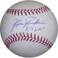 Fergie Jenkins signed Official Major League Baseball 3192 Ks Chicago Cubs