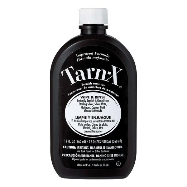 Tarn-X TX-6 Tarnish Remover, 12 Oz