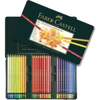 Polychromos Colored Pencil Set In Metal Tin 60pc-