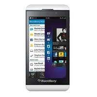 BlackBerry Z10 STL100-1 16GB Unlocked GSM BlackBerry OS Phone w/ 8MP - White (Certified Refurbished)