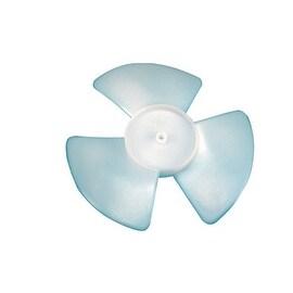 "Us Hardware V-008C Mobile Home Exhaust Fan Blade, 6-1/2"", White"
