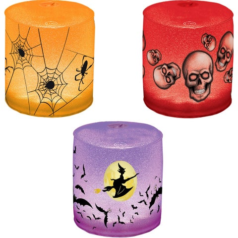 MPowerd Luci Spooky Color-Changing Portable Waterproof Inflatable Solar Light
