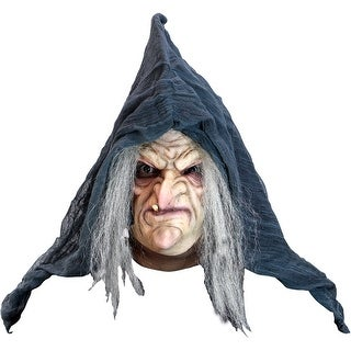 Adult Hermelinda Evil Queen Witch Costume Mask