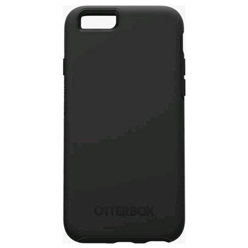 OtterBox Symmetry Case for Apple iPhone 6/6s - Black