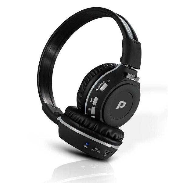 Pyle Sound 7 Bluetooth Wireless MP3 Headphones