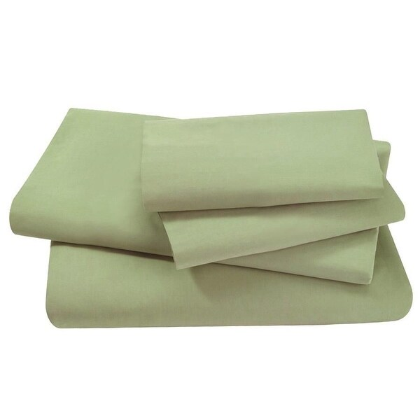 Swan Comfort Ultra Soft Deep Pocket Wrinkle Free Bed Sheet Set