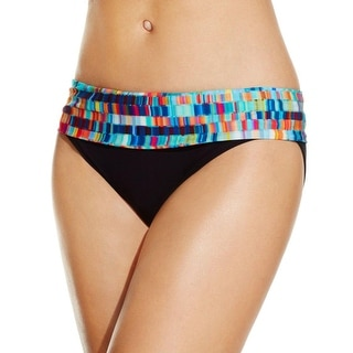 Profile by Gottex Womens Swim Bottoms Fold-Over Swim Bottom Separates - 12